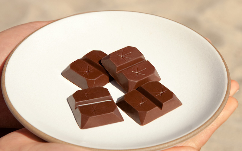 The Benefits of Dark Chocolate and CBD